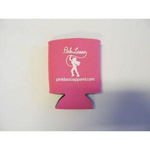 Pink Koozie